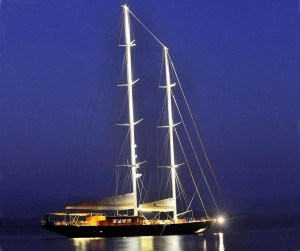 Used sailing yacht