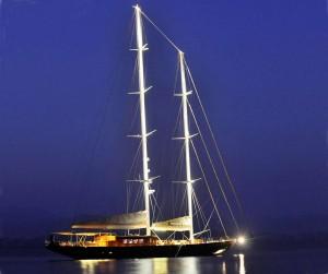 Used sailing yacht