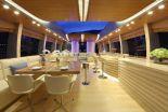 Motoryacht in Turkey